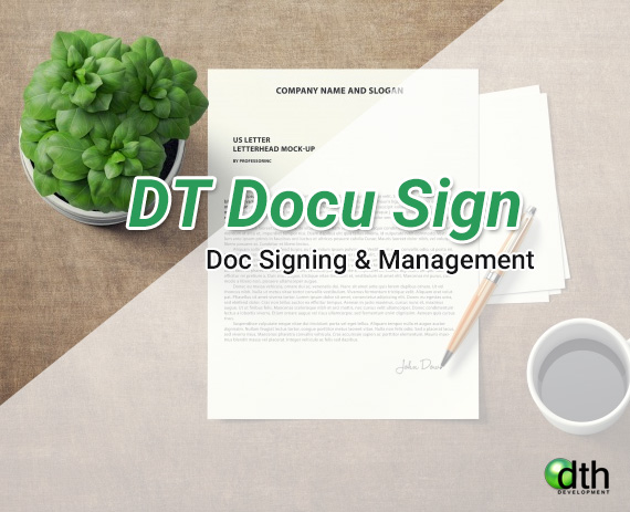DT Docusign - Doc Signing for Joomla