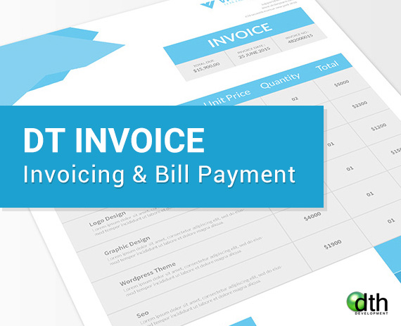 Invoicing and Bill Payment for Joomla