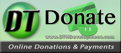 DT Donate 3.2.0 - now supporting PHP7 and Joomla 3.8